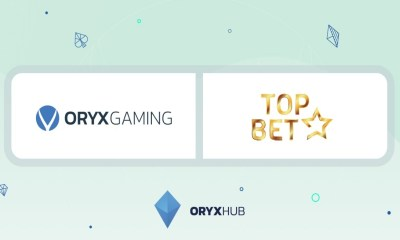 ORYX Gaming partners with Top Bet in Serbia