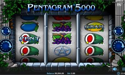 Realistic Games Unveils Pentagram 5000