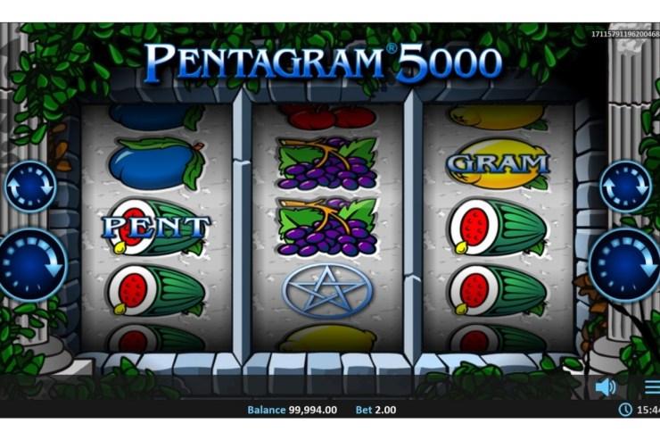 Game Realistis Meluncurkan Pentagram 5000