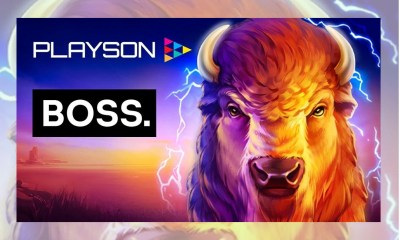 Playson lands content deal with BOSS. Gaming Solutions