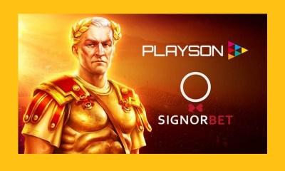Playson extends Italian reach with SignorBet