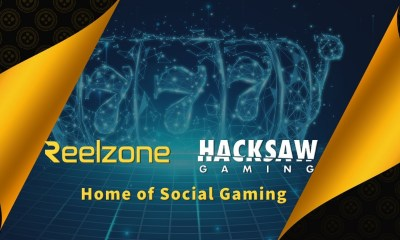 Reelzone joins forces with Hacksaw Gaming