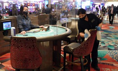 Prostrate Travel and Tourism Sector & Legal Restraints to Challenge Growth Even as Casinos Reopen
