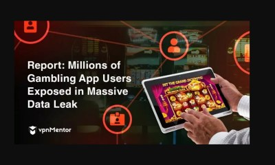 Popular Gambling App Exposed Millions of Users in Massive Data Leak