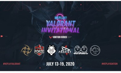 WePlay! VALORANT Invitational Announcement