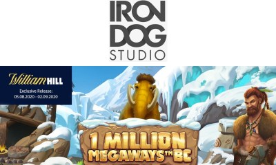 Iron Dog Studio Takes Players Back to the Dawn of Megaways™