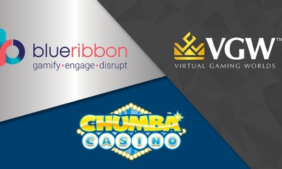BlueRibbon Software to power Chumba Casino's gamification tools