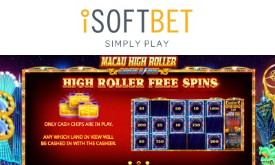 iSoftBet opens doors to the VIP Lounge in Macau High Roller
