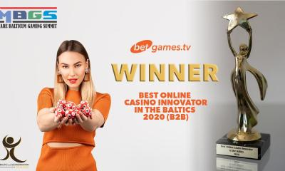 BetGames.TV secures latest accolade at Baltic Gaming Summit