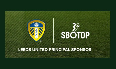 SBOTOP Becomes Principal Sponsor of Leed United