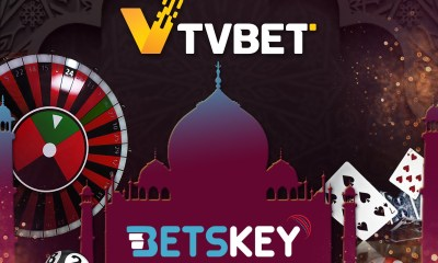TVBET expands its Indian presence in partnering with Betskey