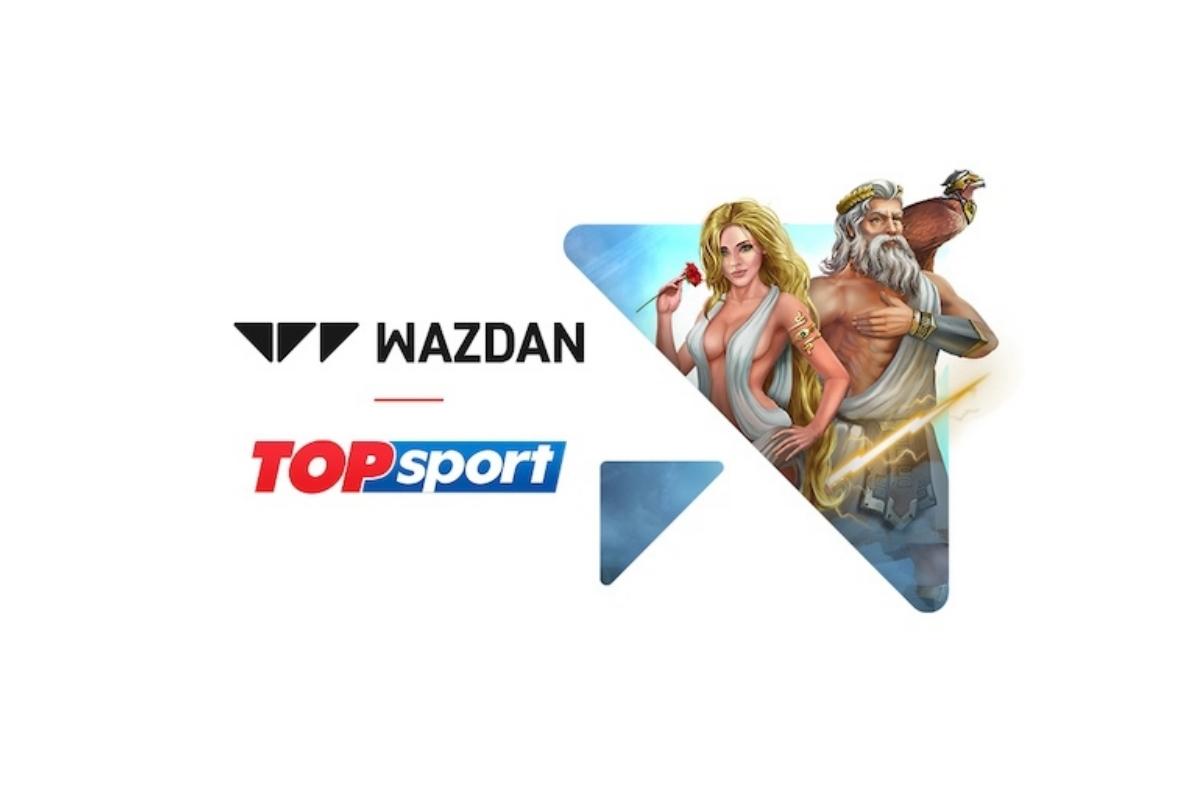 Wazdan Partners with Lithuania's Most Popular Betting Platform, TOPsport