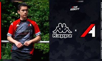 Audacity Esports Enters into Partnership with Kappa