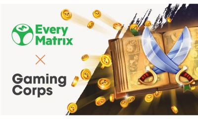 EveryMatrix and Gaming Corps Enters Into Agreement