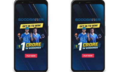 GoodGamer Corp Launches India's First Daily Fantasy Sports and True Esports Gaming App
