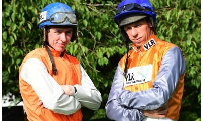 Virtual Live Racing backing top young Irish jockeys Jack & Paddy Kennedy
