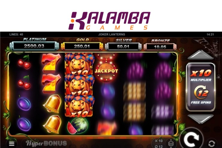 Kalamba Games goes trick-or-treating with Joker Lanterns