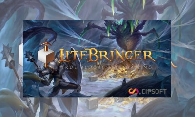 PC RPG LiteBringer is now live on Litecoin blockchain