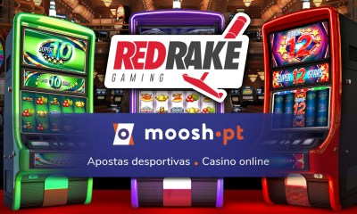 Red Rake Gaming partners with Moosh.pt