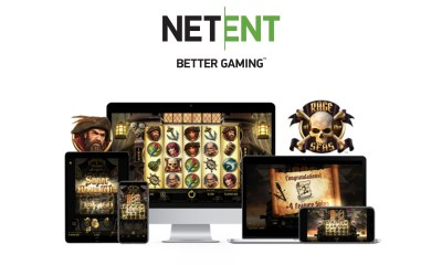 NetEnt readies the cannons in Rage of the Seas