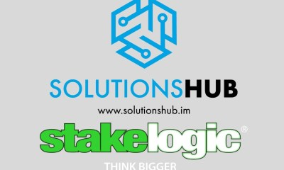Stakelogic partners with SolutionsHub to ramp up Isle of Man activity