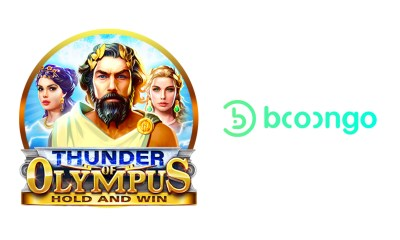 Booongo adds electrifying new title Thunder of Olympus