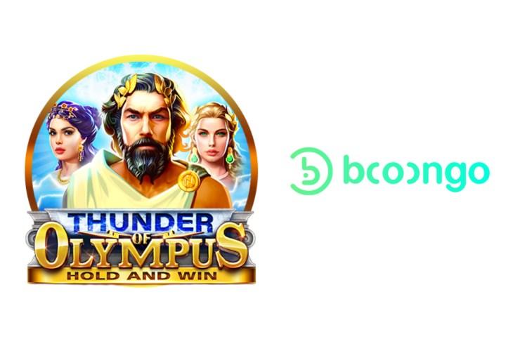 Booongo menambahkan gelar baru yang menggetarkan, Thunder of Olympus
