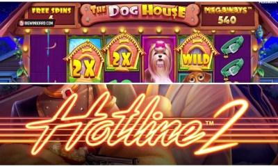 Hotline 2 & DogHouse Megaways - 2 Summer Hits