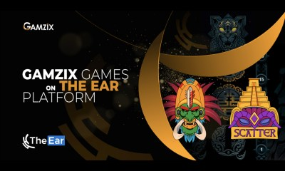 Gamzix continues its expansion in European market by signing an agreement with The EAR Platform