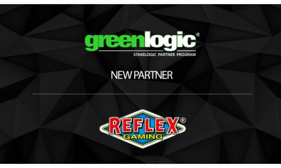 Reflex Gaming Joins Stakelogic's Greenlogic Programme