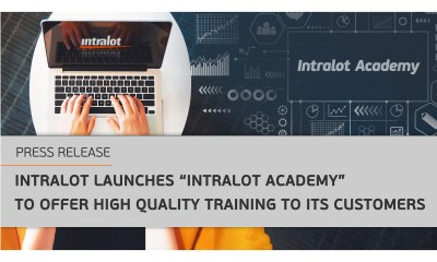 "INTRALOT Launches ""INTRALOT Academy"" to Offer High Quality Training to its Customers"