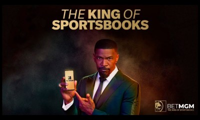 Jamie Foxx To Star In BetMGM's New Brand Campaign
