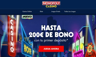 Scientific Games and Gamesys Group plc launch MONOPOLY Casino in Spain