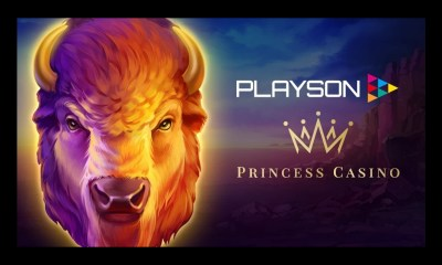 Playson extends Romanian reach with Princess Casino