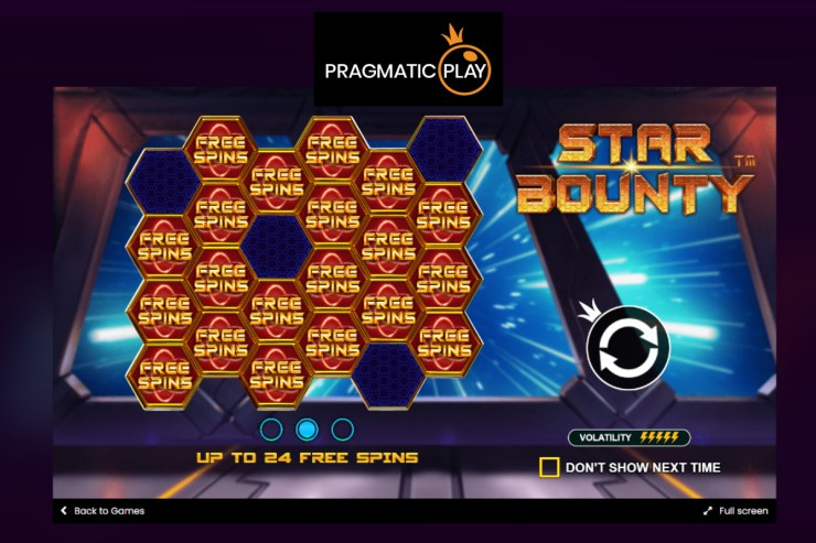 Pragmatic Play's New Launch Star Bounty Membawa Pemain ke Cosmos