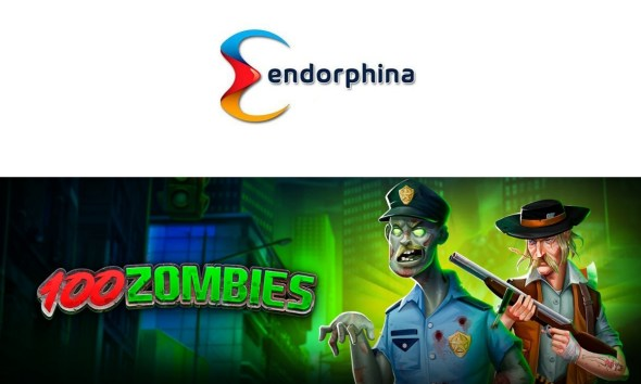 A race for survival in Endorphina's new 100 Zombies