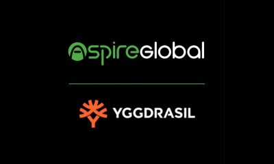 Yggdrasil strikes content partnership with Aspire Global