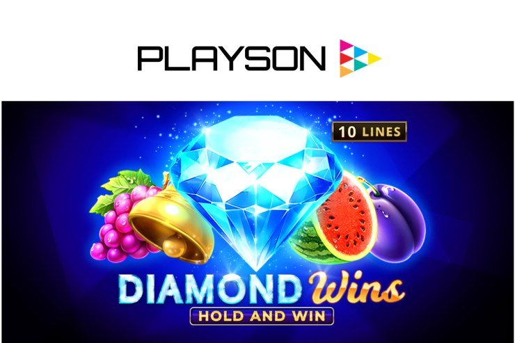 Playson dengan Diamond Wins: Hold and Win