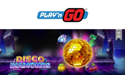 Play'n GO Bring the Music with Disco Diamonds Slot