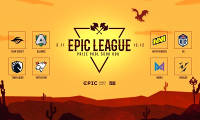 Epic Esports Events Reveals EPIC League: Season 2
