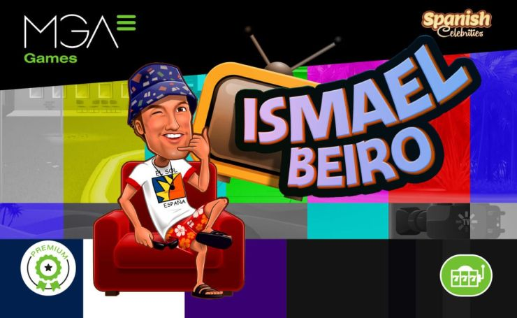 Ismael Beiro, the latest Spanish Celebrities slot by MGA Games, is out now