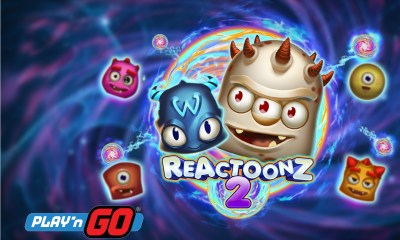 Play'n GO Revitalise a Classic With Reactoonz 2