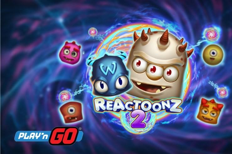 Play'n GO Merevitalisasi Klasik Dengan Reactoonz 2