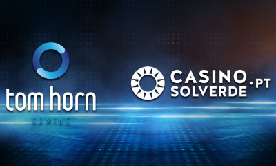 Tom Horn takes slots live with Casino Solverde