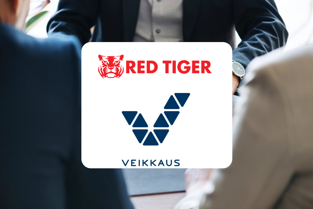 Red Tiger slots now available with Veikkaus