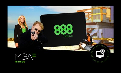888 Holdings opt for MGA Games productions to continue their success in the Spanish market