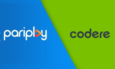 Pariplay Inks Deal with Renowned CODERE Online to Solidify Presence in LatAm and Spain