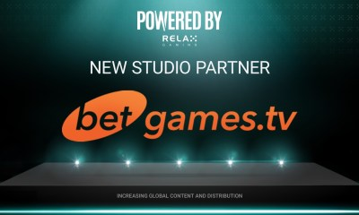 Relax Gaming teams up with BetGames.TV in Powered By partnership