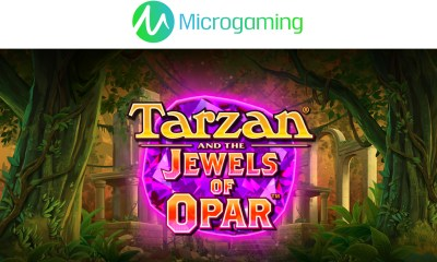 Microgaming's Tarzan® and the Jewels of Opar™ goes live