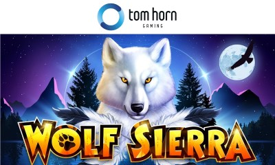 Tom Horn sends players on a journey of adventure and big wins in Wolf Sierra